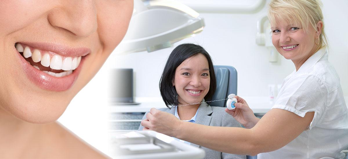 Willkommen in der Zahnarztpraxis Dr. Multhaup